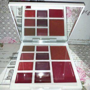 SKINN De La Creme Cream Blush and Lipstick Palette